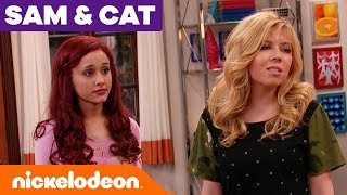 #TBT: Sam & Cat's First Meeting! + Bonus Clip Ft. Ariana Grande & Jeannette McCurdy | Nick
