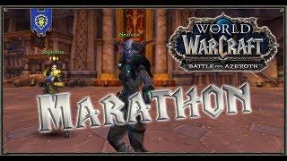 LANCEMENT BATTLE FOR AZEROTH ! - World Of Warcraft BFA