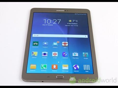 Samsung Galaxy Tab S2 9.7, recensione in italiano
