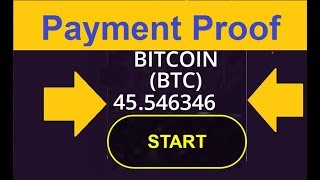 New Free Bitcoin Cloud Mining Site 2019 | Live Payment Proof No Investment