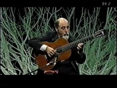 juanjo dominguez No.12 Danza Paraguaya , de Agustin Barriosパラグアイ舞曲 第1番