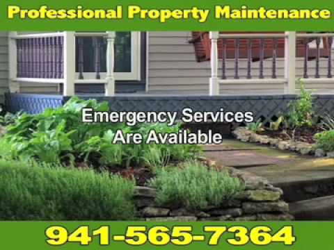 Professional Property Maintenance, North Port, FL