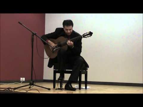 Emilio Pujol - El Abejoro, Yoram Zerbib - Guitarיורם זרביב