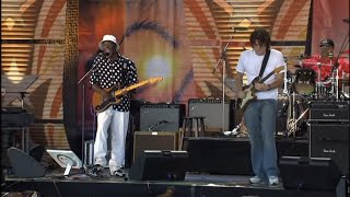 Buddy Guy John Mayer What Kind Of Woman Is This Live At Farm Aid 2005