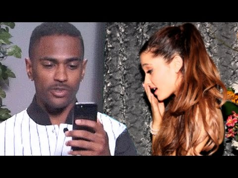 Big Sean Makes A Video Of Him Singing For Ariana Grande In An Elevator – How Cute (Report)