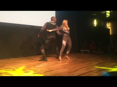 DIZC2014 Becky and Leo in performance ~ video by Zouk Soul