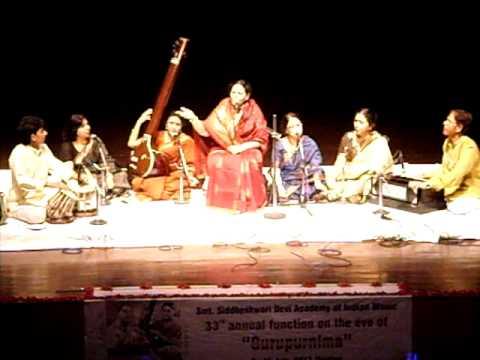 (Savita Devi Ji )kare kare badra kare kare kajra
