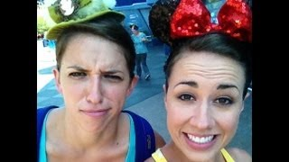 CUTE KIDS AT DISNEYLAND!!!