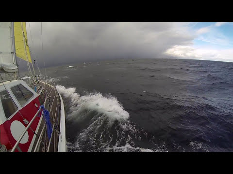 Sailing Cape Horn and Drake Passage