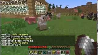 Minecraft [1.2.5] - Animal Farm ฟาร์มสัตว์ #6