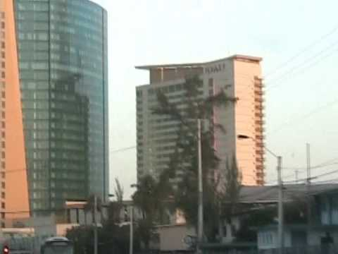 Driving thru' Port of Spain, Trinidad & Tobago