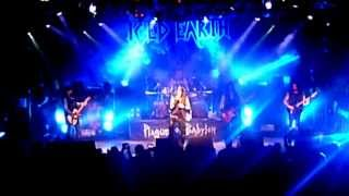 Iced Earth - Watching over me Live in Bochum 13.2.2014