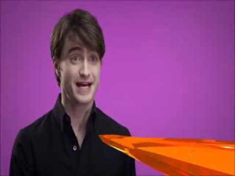 Emma Watson and Daniel Radcliffe, message for the Olympic Games London 2012