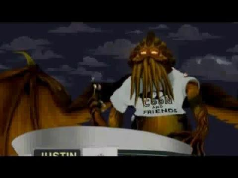 La muerte de Justin Bieber en South Park español.