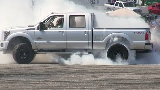 Burnout Contest - NOPI Nationals  Myrtle Beach