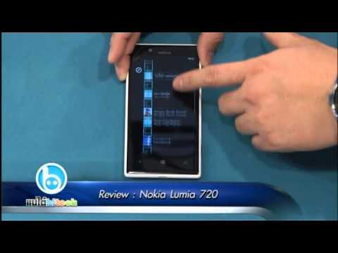 : Review Nokia Lumia 720