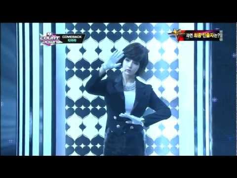 _ Sexy Love (Sexy Love by T-ara @Mcountdown 2012.09.06)