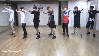BTS - Danger Dance Practice Ver. (Mirrored)