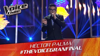 The Voice Chile | Héctor Palma – Halo