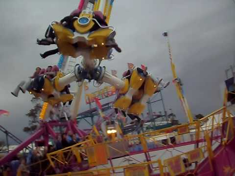 Xxxl Ride At Royal Melbourne Show '09' video