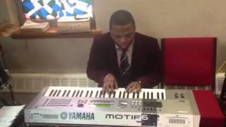 Worship Medley By Kurt Carr Played By Tyquorn Lebron