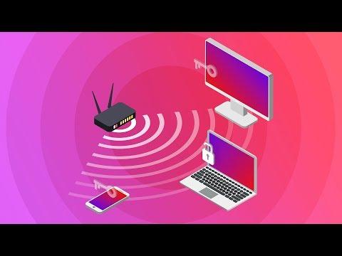 Как защитить WiFi сети и роутер [GeekBrains]