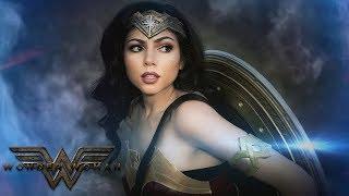 Wonder Woman MAKEUP Tutorial!