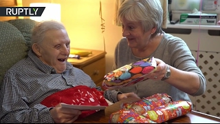 'He's just such a lovely man': Oldest person with Down syndrome celebrates 77th birthday