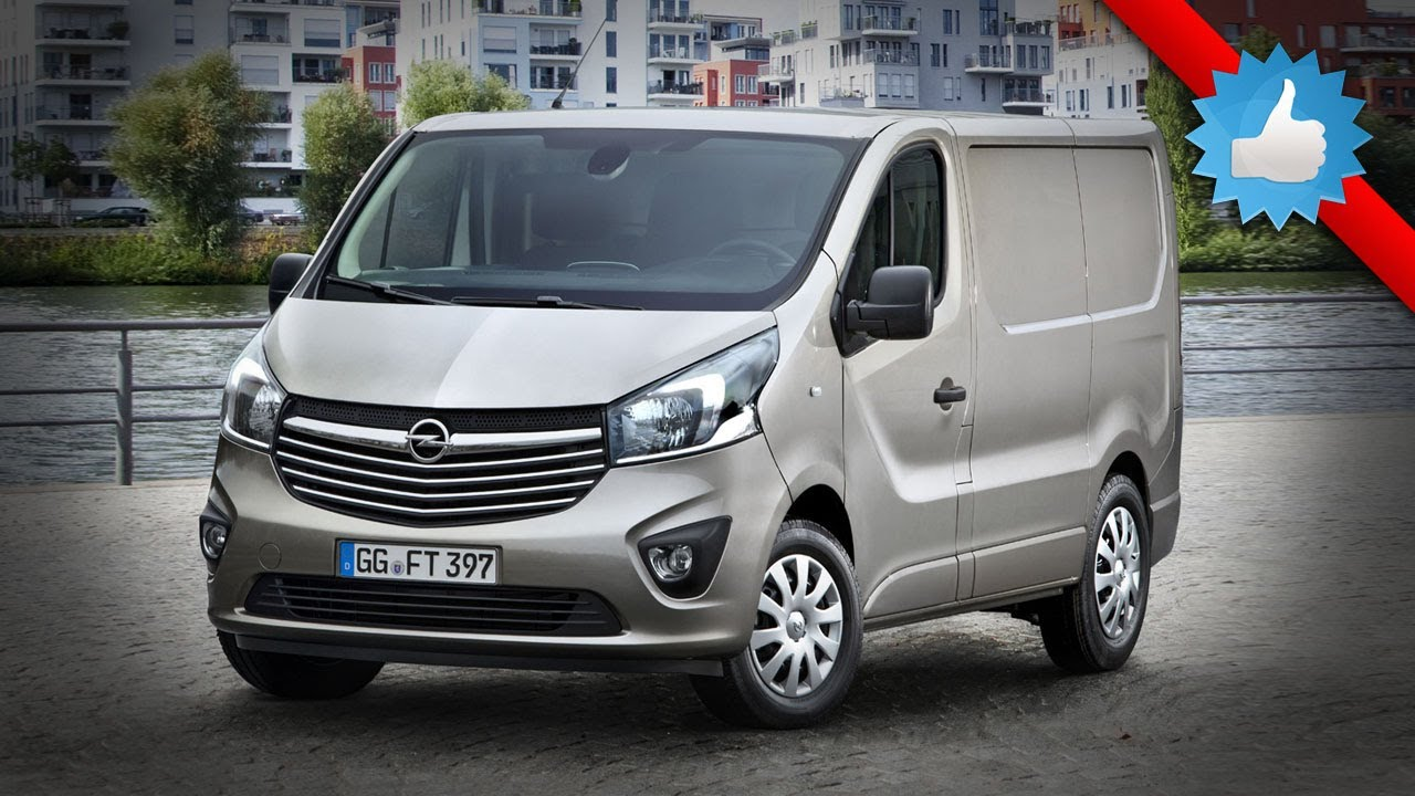 2015 opel vivaro commercial van youtube. Black Bedroom Furniture Sets. Home Design Ideas