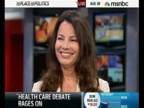 Fran Drescher talks about Cancer Prevention & Education (msnbc.com)