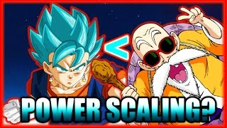 POWER SCALING HAS HIT ROCK BOTTOM!!