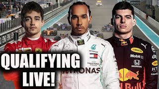 2019 Abu Dhabi Grand Prix Qualifying Watchalong