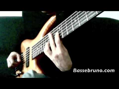 Yesterday (Beatles) - 6 String Bass Solo