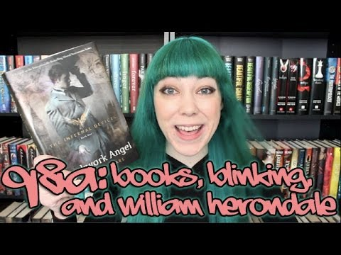 Q&A: Books, Blinking, and William Herondale!