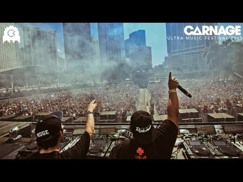 Carnage- Ultra Music Festival 2013 (Entire Set)