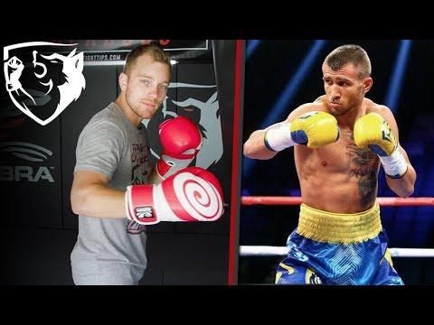 3 Ways to Create Boxing Angles like Vasyl Lomachenko