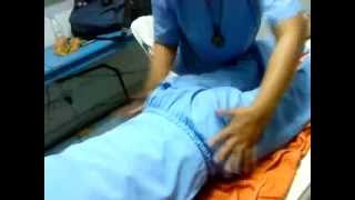 SHIATSU MASSAGE (Part 3) by Meds-San.Manila