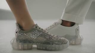 Introducing the DIAMOND Sneaker | Jimmy Choo