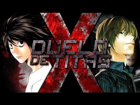 Kira VS. L | Duelo de Titãs
