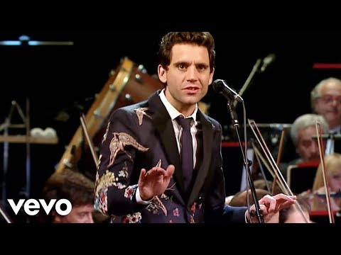 MIKA Grace Kelly ft. L'Orchestra Sinfonica e Coro Affinis Consort pop music videos 2016