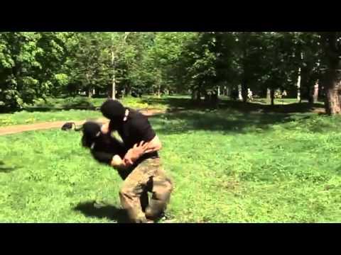 Видео как научиться драться как спецназ