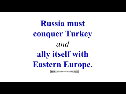 Now Britain Has Left The EU – Russia Must Conquer Turkey And Ally Itself With East Europe