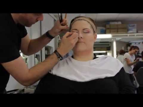 Behind the scenes: Opera Makeup