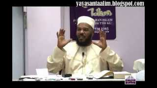 Yayasan Ta'lim: The Beliefs Of The Salaf & The Khalaf [26-12-11]