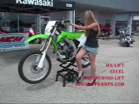 Elevadores de motos