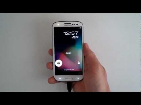 Samsung Galaxy S3 - 4.1 Jelly Bean