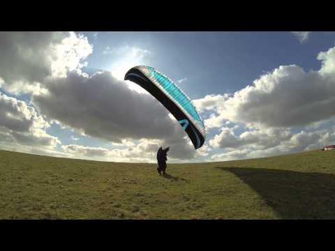 First Flight Review: SKYWALK CHILI 3 paraglider