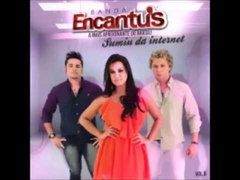 CD Completo ''Banda Encantus 2014, Volume 06'' Lançamento - CD Novo da Banda Encantus