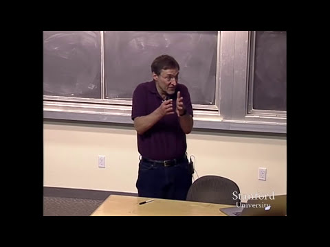 Stanford Seminar - Software-Defined Networking at the Crossroads