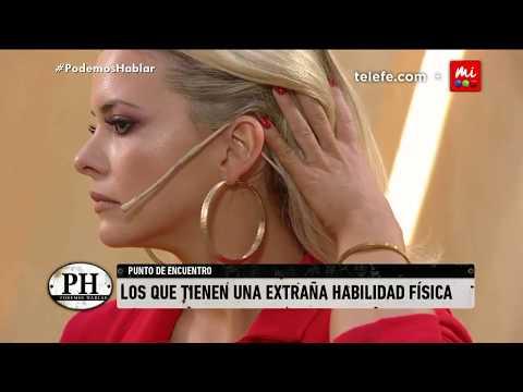 Las curiosas habilidades de Alejandra Maglietti - PH Podemos Hablar